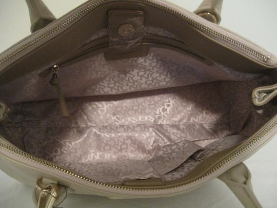 DKNY Satchel in Sand