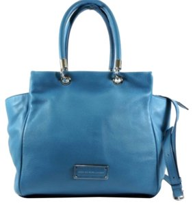 Marc by Marc Jacobs Tote in Blue/Turkish Tile