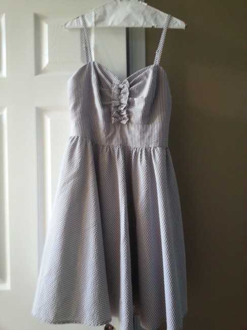 grey/white Maxi Dress by Nine West