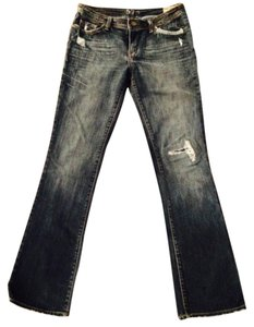 575 Denim Straight Leg Jeans