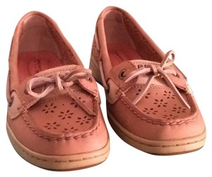 Sperry Tan or Nubuck Mules
