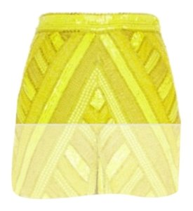 River Island Dress Shorts Yellow
