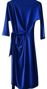 royal blue Maxi Dress by Ann Taylor