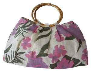 dELiA*s Travel Floral Multi Floral Beach Bag