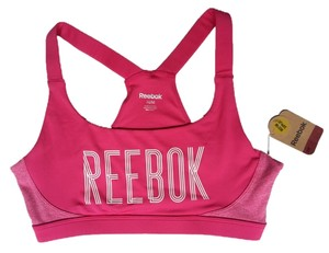 Reebok Reebok Pink Sports Bra S Or L NEW Free Shipping Free Returns