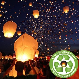 Eco Wish Lanterns