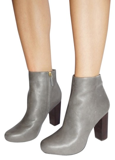 Joie Grey Boots