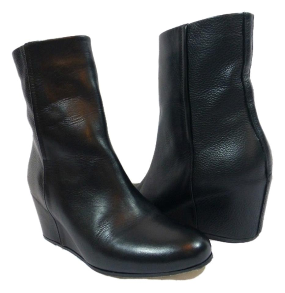 WOMENS Vince Black Michela Boots/Booties quality Reliable quality Boots/Booties 4110b6
