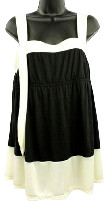 Preload https://item2.tradesy.com/images/she-colorblock-banded-strap-elasticized-waist-xl-blouse-size-14-l-4593406-0-0.jpg?width=400&height=650
