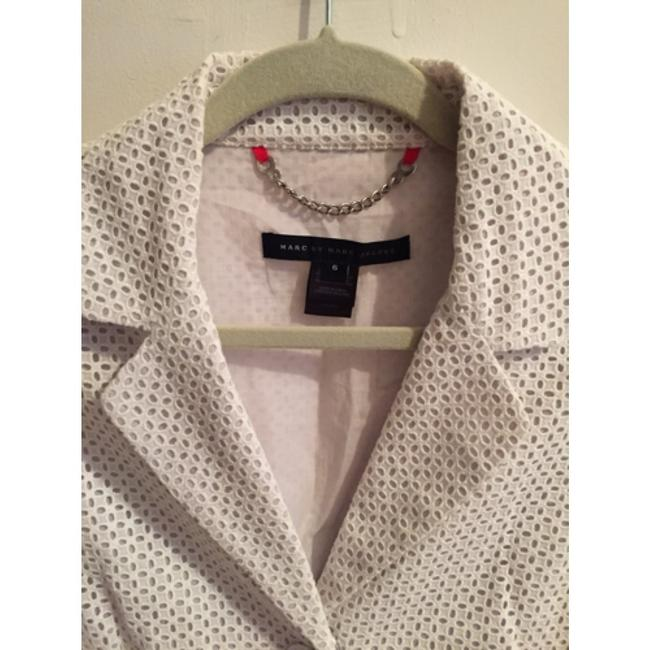 Marc by Marc Jacobs Whitish pink Blazer