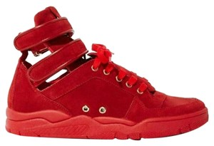 Chiara Ferragni Nastygal Fashion Sneakers RED Athletic