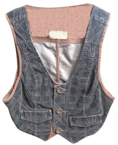 Free People Cotton Vest