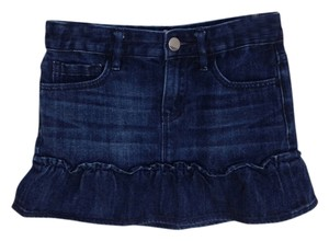 Gap Kids Mini Skirt Denim