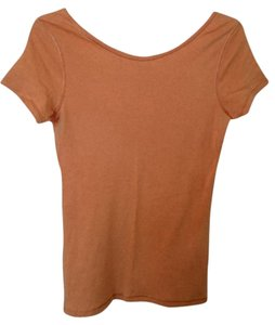 Victoria's Secret Favorite T Shirt Orange