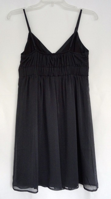 American Eagle Outfitters short dress Dark grey Summer Sleeveless Straps Flowy on Tradesy