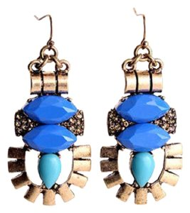 Gina's Statement earrings