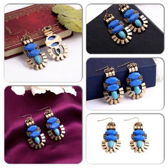 Other Gina's Statement earrings