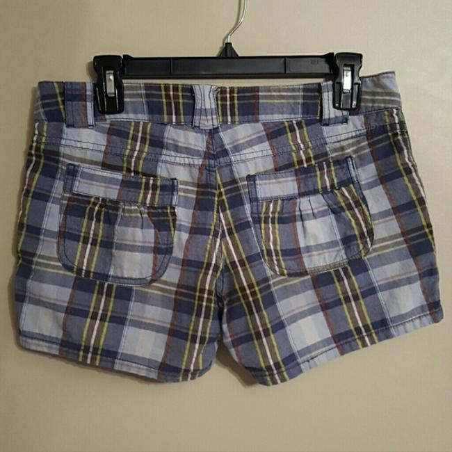 BeBop Mini/Short Shorts plaid