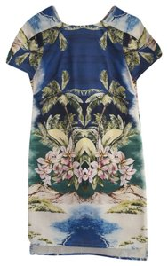 Stella McCartney short dress printed on Tradesy