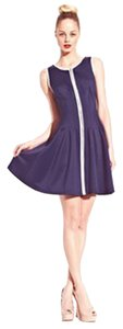 Betsey Johnson short dress Navy on Tradesy