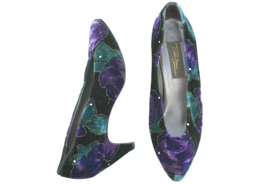 Sesto Meucci Heels Multi-Colored Pumps