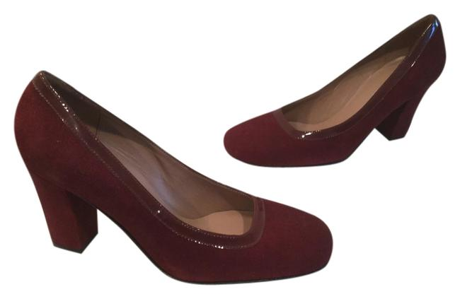 Item - Make An Offer Price Reduction New Burgundy Suede All Leather Including Heels Pumps Size US 7 Regular (M, B)