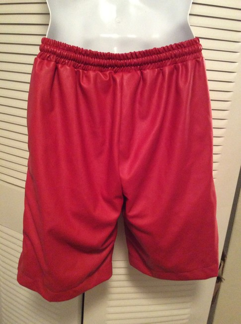 Make it rain Shorts Red/ Vinly