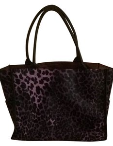 Neiman Marcus Tote in Animal Print