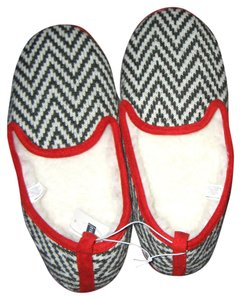 Gap Rubber Soles Slippers Comfortable Rubber Patriotic Red, White, Blue Flats