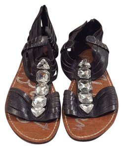 Sam Edelman Charcoal Sandals