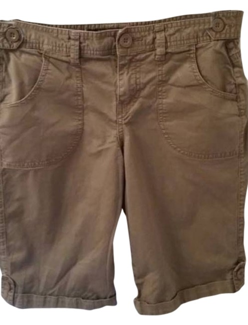 Calvin Klein Bermuda Shorts brown