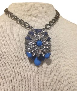 Other Blue Statement Necklace