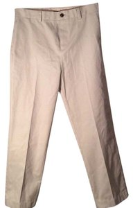 Brooks Brothers Relaxed Pants Beige
