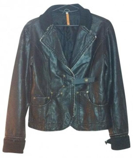 Preload https://item3.tradesy.com/images/by-deep-los-angeles-black-leather-jacket-size-4-s-4612-0-0.jpg?width=400&height=650