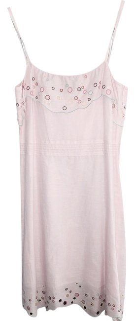 Tocca short dress Pink on Tradesy