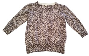 J.Crew Leopard Sweater