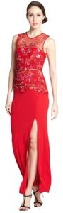 A.B.S. by Allen Schwartz Wedding Party Evening Abs Sequin Dress