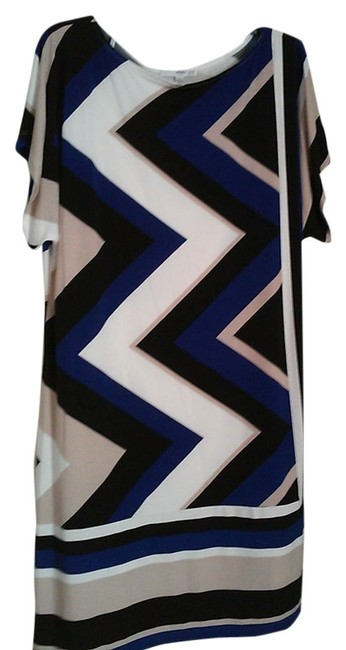 Preload https://item3.tradesy.com/images/studio-one-dolman-sleeve-zigzag-print-shift-knee-length-workoffice-dress-size-14-l-4619452-0-0.jpg?width=400&height=650