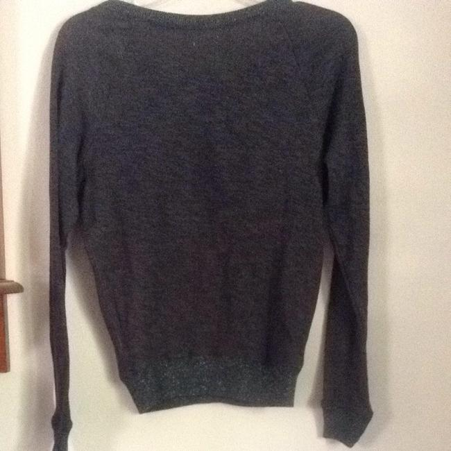 Aerie T Shirt Charcoal Gray