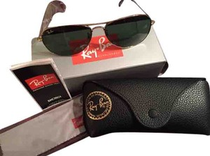 Ray-Ban Ray-Ban Cockpit Aviator Sunglasses RB3362