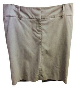 Express Skirt Light Grey