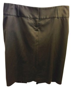 Express Skirt Olive Green