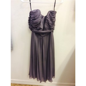 Watters Grey Dress