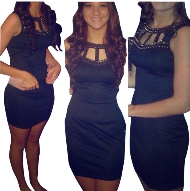 Preload https://item2.tradesy.com/images/other-lbd-and-dress-black-with-gold-studs-4621291-0-0.jpg?width=400&height=650