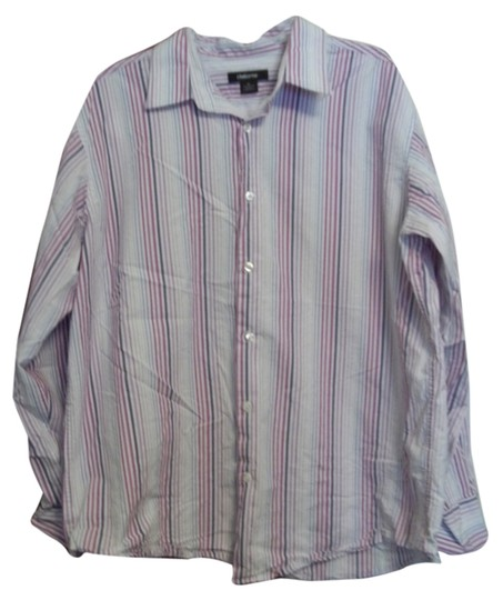 Preload https://item2.tradesy.com/images/liz-claiborne-claiborne-men-s-striped-shirt-size-xl-4622476-0-0.jpg?width=440&height=440