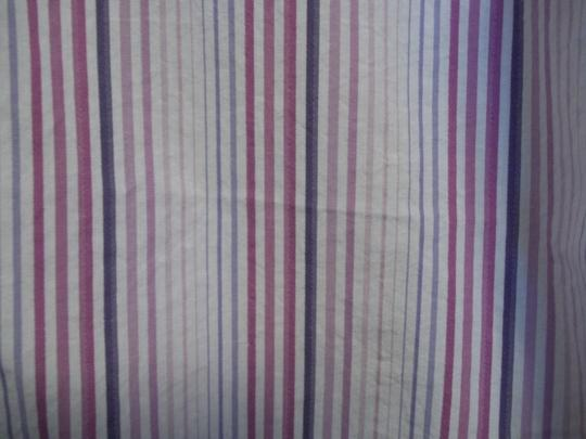 Liz Claiborne Claiborne Men's Striped Shirt - Size XL