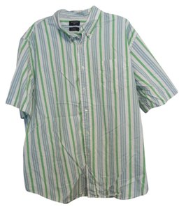 Dockers Dockers Men's Striped Shirt - Size XXL