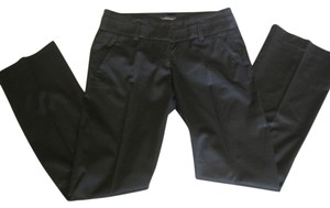 bebe Trouser Pants Black