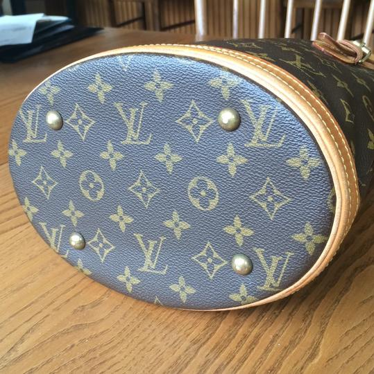 Louis Vuitton Tote in Signature Brown