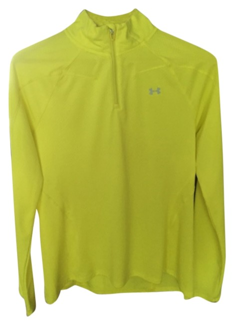 Item - Neon Yellow Activewear Top Size 12 (L, 32, 33)